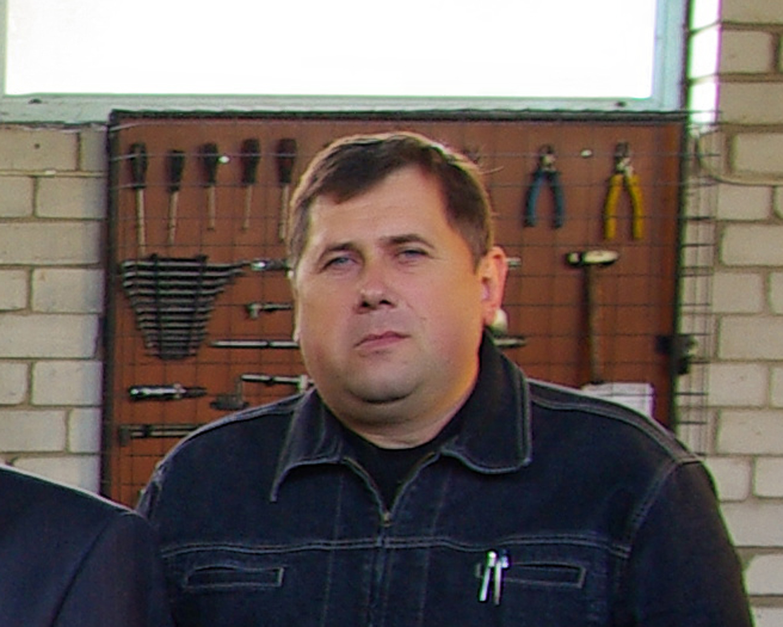 Буша Володимир Михайлович