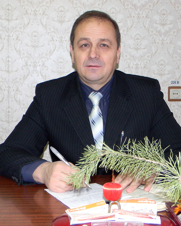 ЖУРАВЕЛЬ Микола Миколайович